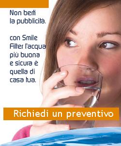 FIltri acqua a Brindisi